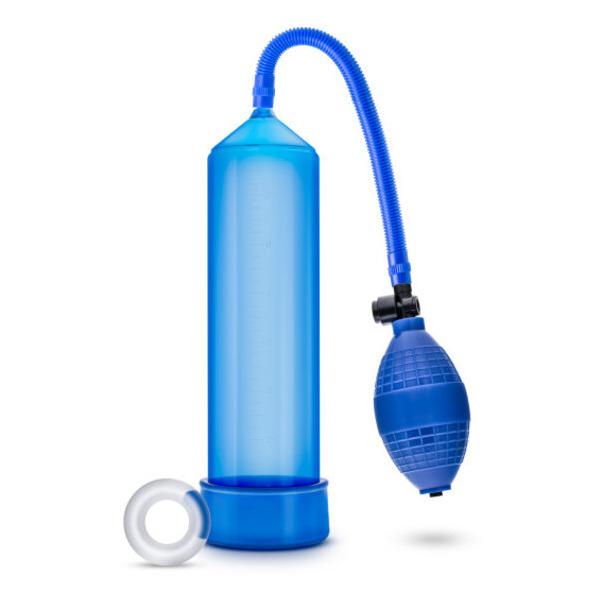 PERFORMANCE VX101 ENHANCEMENT PUMP BLUE