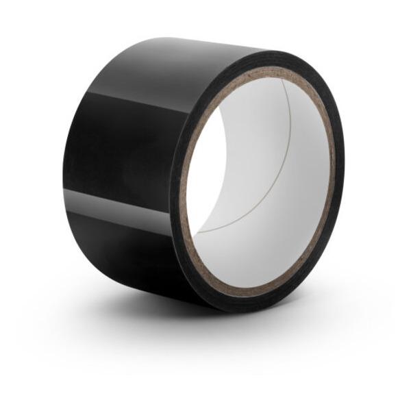 Temptasia Bondage Tape 60ft Black