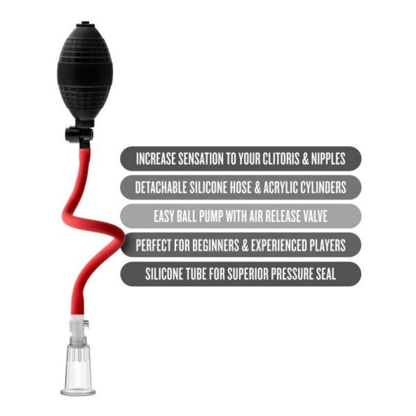 Temptasia Beginner's Clitoral Pump System