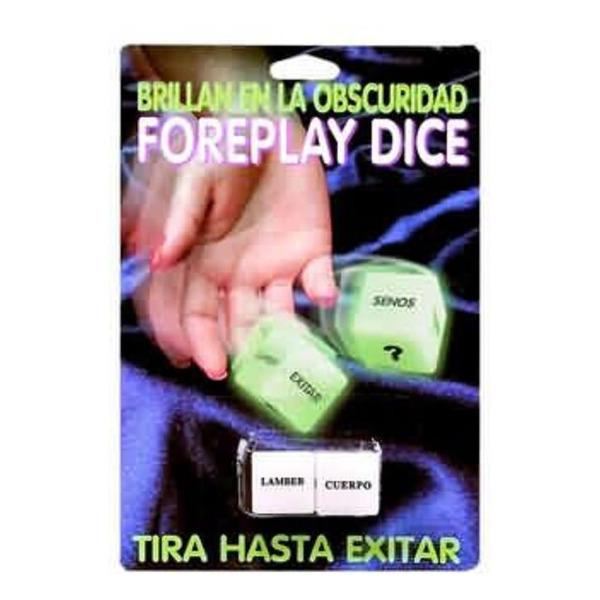Erotic Dice-ea-spanish Version